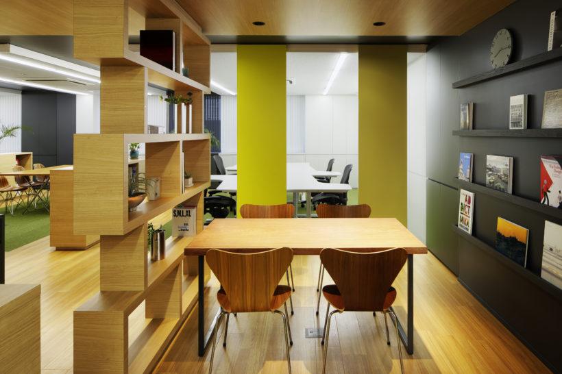 東洋建材工業株式会社執務室